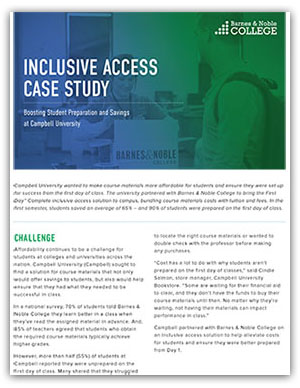 inclusive access case study
